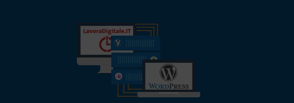 miglior hosting wordpress: la guida